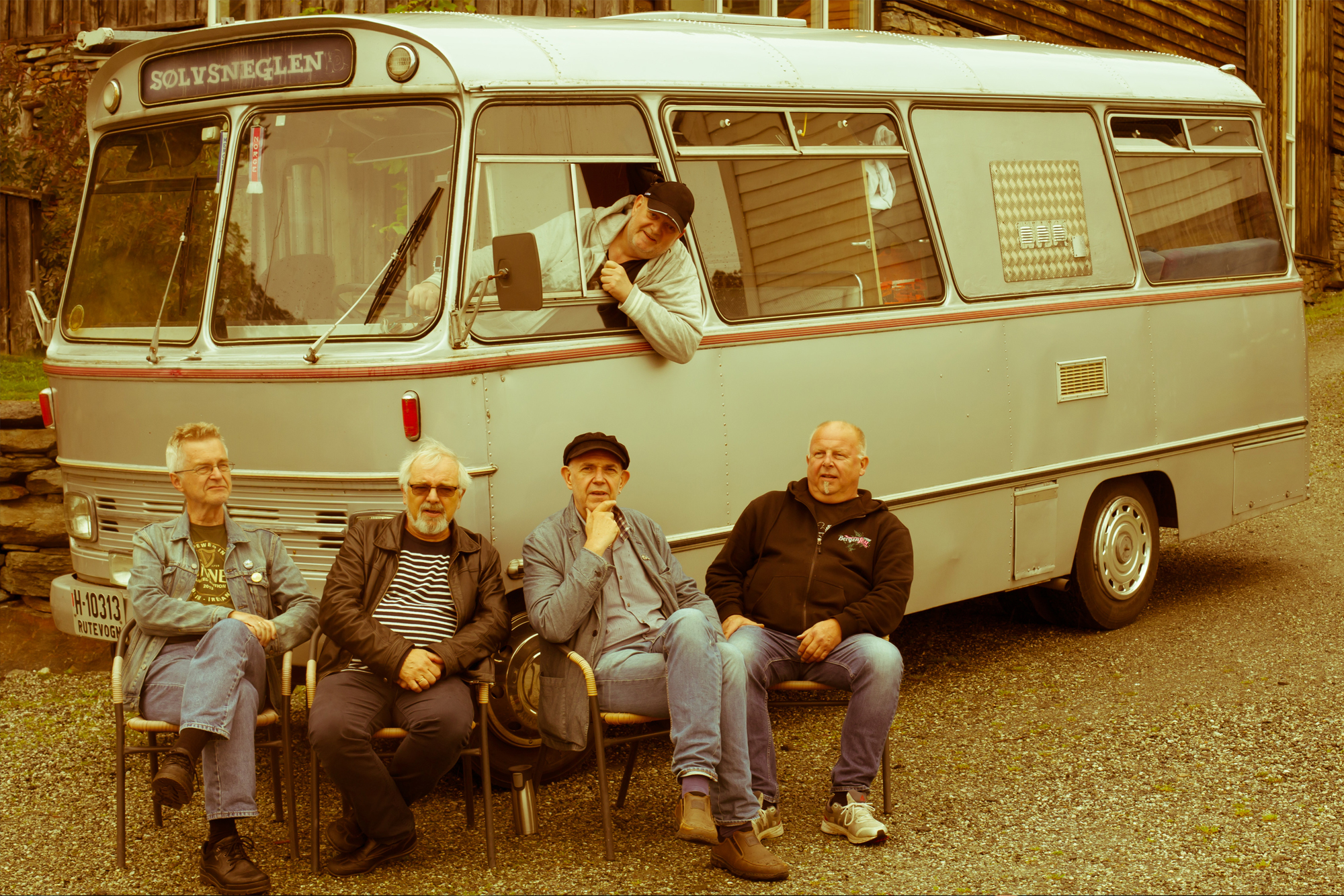 DMD - ved Sølvsneglen! Foto: Rolf Sejerstedt