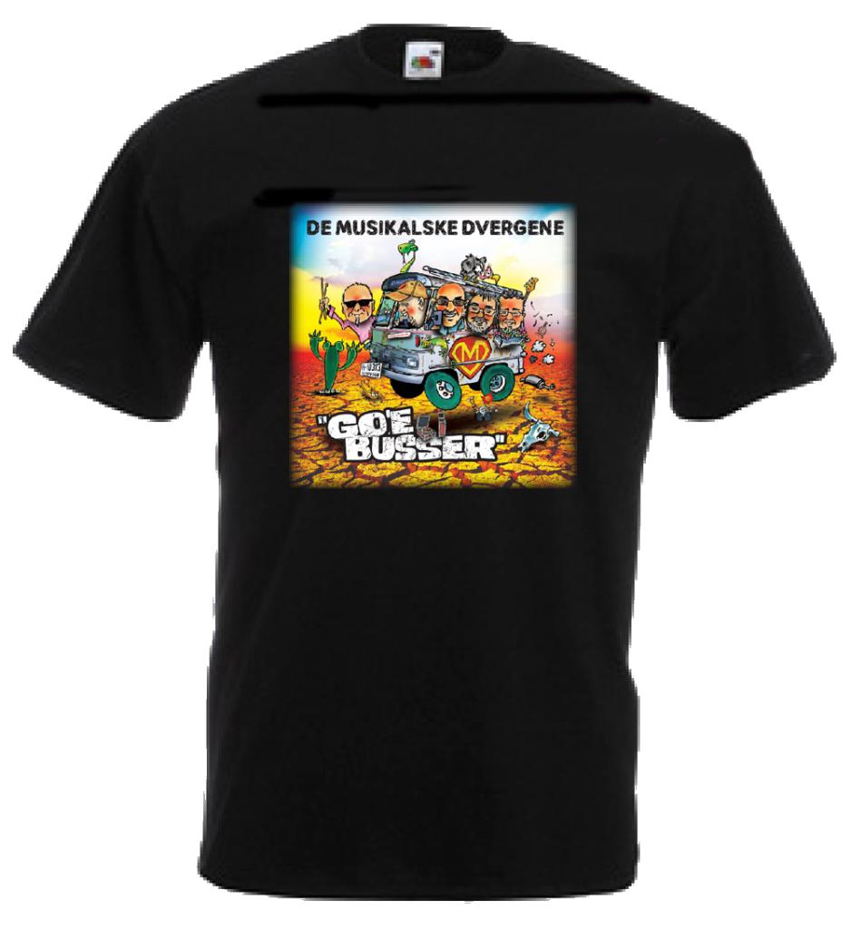 T-skjorte Goè busser