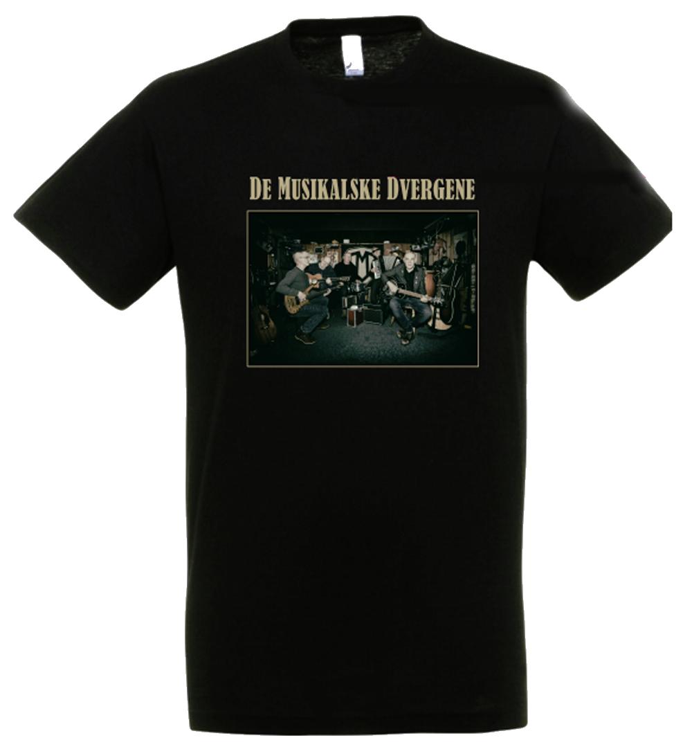 T-skjorte Rolig Rock'n Roll